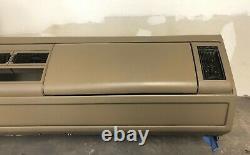 1988-1994 Gmc Chevy Truck Dash Core Saddle Tan 89 90 91 92 94