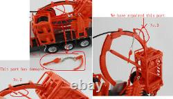 1/50 Jereh Trailer Mounted Coiled Tubing Unit Truck Diecast model Rare