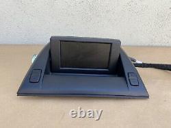 2004-2010 Bmw E83 X3 Oem Dash Mount Navigation Display Screen Unit