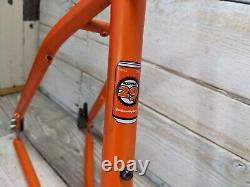 2012 Orange KONA Unit 18 Frame Single Speed 29er Mountain Bike MTB