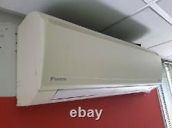 6.5kw Heating & Cooling Daikin Wall Mounted Air Con System With Control Panel