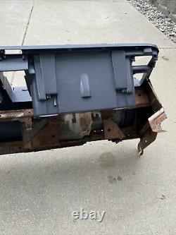 94-97 Dodge Ram DASH DASHBOARD CORE Structure FRAME MOUNT ASSEMBLY Dark Grey