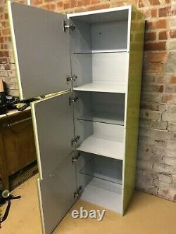 Artelinea Bathroom Wall Mounted Storage Unit, good condition, glass frontage