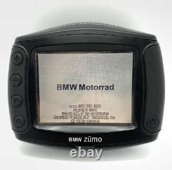 Bmw Motorrad Motorcycle Gps Garmin Zumo 550 OEM Unit With Mount