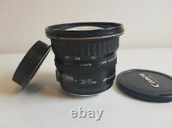 Canon EF 20-35mm f/3.5-4.5 USM lens for Canon EF/EF-S mount