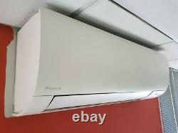 Daikin 6.5kw Wall Mounted Heating & Cooling Air Con System With Control Panel