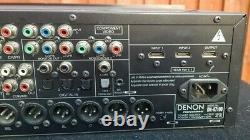 Denon Professional DN-A7100 Rack mount DA HDMI A/V Surround Preamplifier XLR