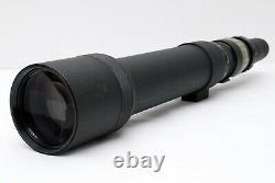 Exc+5 Nikon Nikkor P C 1200mm f11 Lens with Focusing unit Nikon F Mount