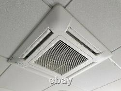 Fujitsu Ceiling Mounted 5kw (year 2018) Heat & Cool Complete Air Con Systems