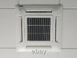 Fujitsu Flush Ceiling Mounted 6kw Heat & Cool Complete Air Con Systems