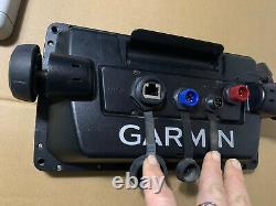 Garmin ECHO-MAP CV Head Unit Sun Cover Mount Screws Only! No Cords No Mount