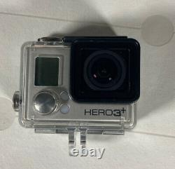 GoPro Hero 3 + Black Edition Bundle With Chest Mount & Accessories Working