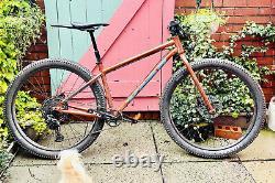 KONA UNIT X M UPGRADES Mountain Bike Gravel Bike Steel