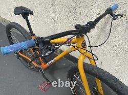 Kona Unit Mountain Bike, Shimano XT, Size Medium