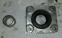 Land Rover Series 1 2 2a 3 Aeroparts Fairey Capstan Winch Unit & Mounting Plate