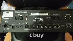 Line 6 POD X3 Pro Rack Mount Guitar Multi-Effect Unit Used From Japan