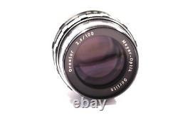 Meyer Optik Görlitz, Orestor f/2.8 100mm lens. #54137744. M42 Mount