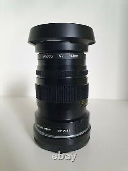 Minolta M-Rokkor 90mm f/4 for Leica M Mount From JAPAN