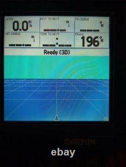 Mint Garmin GPSMAP 172C UNIT, COVER, MOUNT, POWER/DATA CABLE AND BOOK