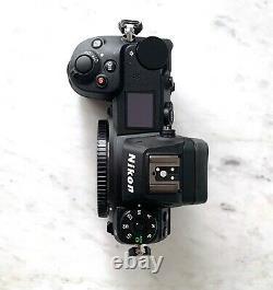 Nikon Z7 Mirrorless Digital Camera with FTZ Mount Adapter Kit with box