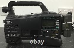 Panasonic AG-HPX600EJ P2HD Lightweight 2/3 Shoulder Mount HD Camera Recorder