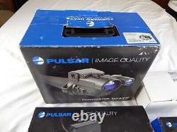 Pulsar Dfa75 Front Mounted Night Vision Unit With Accessories Pre-owned