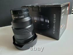 RARELY USED & GOOD CONDITION Sony FE 16-35mm F2.8 GM E-Mount Lens
