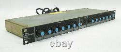 Rack Mount FURMAN LC-6 Stereo Compressor / Gate 2-Ch FX Effects Unit LC-6B