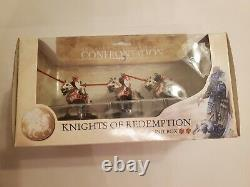 Rackham Confrontation Griffin 3 Mounted Knights of Redemption Cavalry Unit box