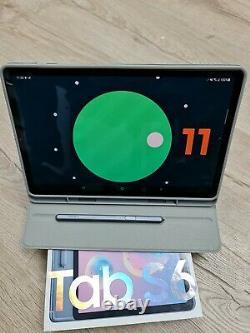 Samsung Galaxy Tab S6 SM-T860 256GB, 4G LTE Wi-Fi, 10.5in Mountain Grey