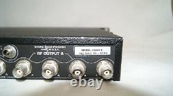 Shure UA845 Antenna Distribution Rack Mount Unit 500-900MHz (22 O)