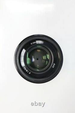 Sony 50mm F/1.8 Lens OSS, Prime Portrait, SEL50F18 for Sony E-Mount, V. G. Cond
