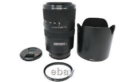 Sony 70-300mm Telephoto Lens F4.5-5.6 G SSM, SAL70300G, For A-Mount, V. G. Cond