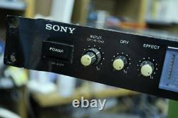 Sony DPS-D7 Digital Audio Delay Unit Rack Mount Used Working Maintenance goods