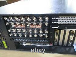Super Micro CCTV DVR Server Rack Mount Unit i5 4440