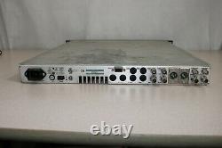 TEKTRONIX SPG 422 Rack Mount Component Digital Sync Generator Unit (22 J)