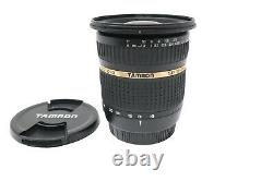 Tamron 10-24mm F3.5-4.5 Lens SP Di-II IF AF For Sony A-Mount, Very Good Cond