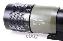 Tamron 20-60X Lens Telescope IN Mint Condition With T2 Mount Adapter camera