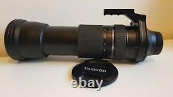 Tamron SP 150-600mm f/5-6.3 Di VC USD G1, Nikon F Mount de