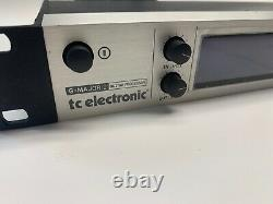 Tc Electronic G Major 2 Multi Effects Processor 4 Guitar Rack Mount Unit Pedal