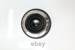 Tokina 12-24mm F4.0 Wide-Angle Lens AT-X PRO for Nikon F-Mount, Very Gond Cond