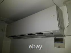Toshiba Wall Mounted Kw Heat & Cool Complete Air Con Systems With Remote Control