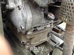 Trailer mounted Tecalemit Model SM 6001 Lubricating Service Units