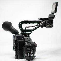 Used Canon EOS C300 Mark II Cinema EOS Camera 4K EF Mount Video Camera