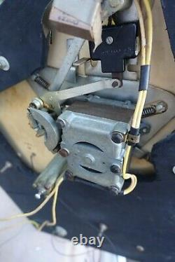 Vintage Collaro 4TR. 200 Transcription Unit 4 Speed & 2 Tonearms Mounted