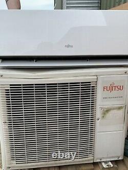 Wall Mounted Air Conditioning Unit Heatpump Fujitsu Ac