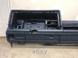 1988-1994 Gmc Chevy Truck Dash Coréno Cracks Ombre Bleu 89 90 91 92 94