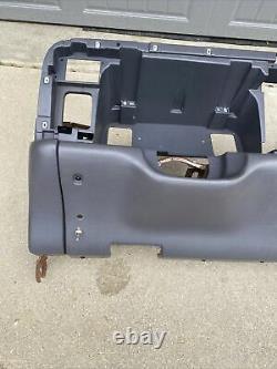 94-97 Dodge Ram Dash Dashboard Core Structure Cadre Assemblée Montant Gris Foncé