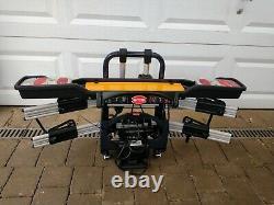 Bike Carrier Witter Zx502 Towball Mounted 2 Bike Carrier Utilisé Une Fois