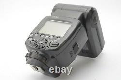 Canon 600ex Ii-rt Speedlite Shoe Mount Flash Speedlight Boxed With Diffuser